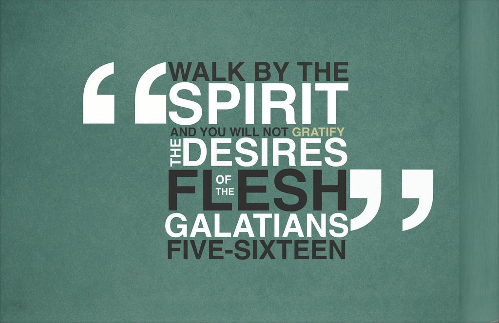 galatians 5_16